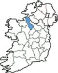 Map of Leitrim