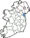 Map of Louth