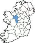 Map of Roscommon
