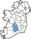 Map of Tipperary